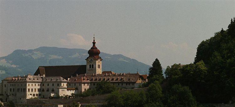austria salzburgo escenarios sonrisas lagrimas abadia nonnberg movie screencaps