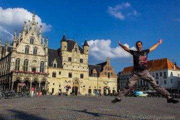belgica flandes malinas grote markt salto
