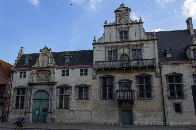 que ver en Malinas Flandes palacio margarita austria