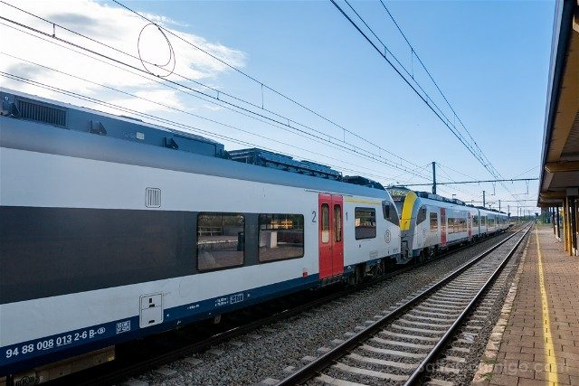 Como llegar a Malinas Tren Estacion Mechelen-Nekkerspoel