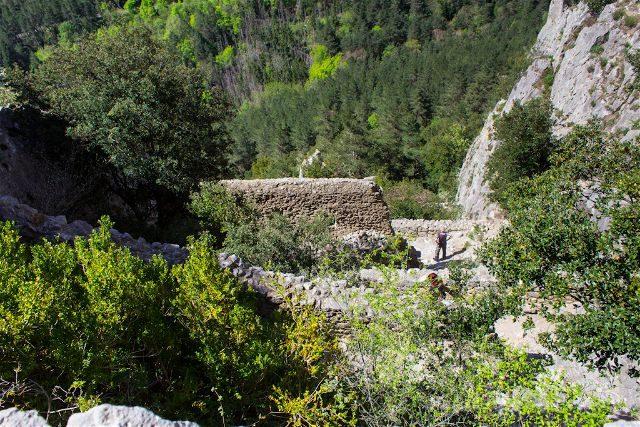francia aude pais cataro castillo puilaurens acceso
