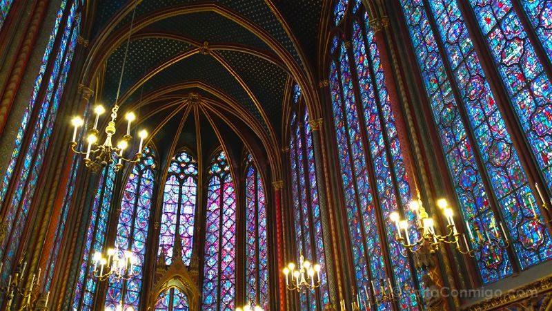 francia paris zenfone 3 asus sainte chapelle