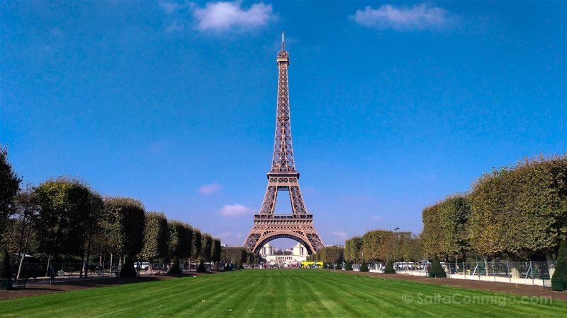 francia paris zenfone 3 asus torre eiffel campo marte