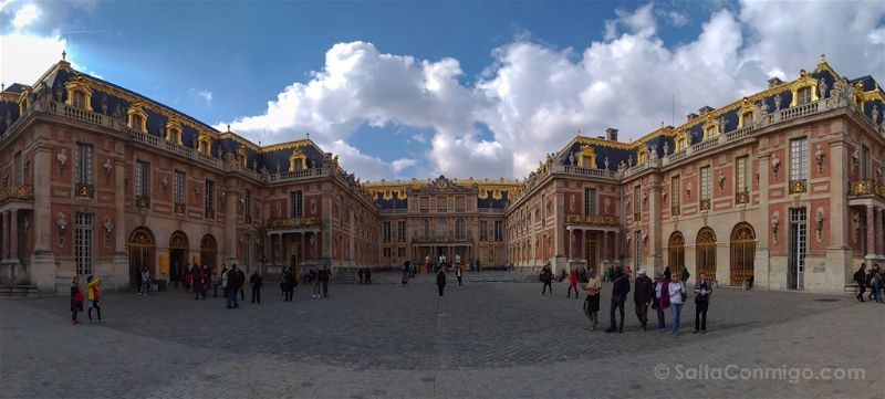 francia paris zenfone 3 asus versalles fachada