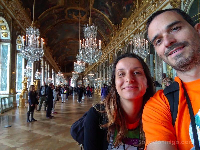 francia paris zenfone 3 asus versalles galeria espejos