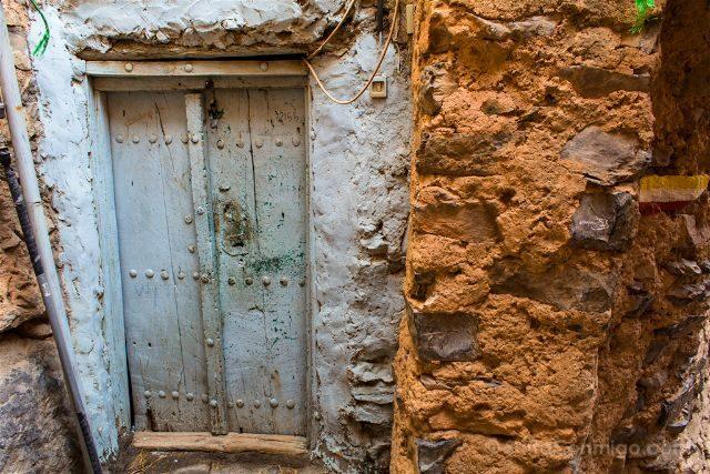 oman al hamra puerta