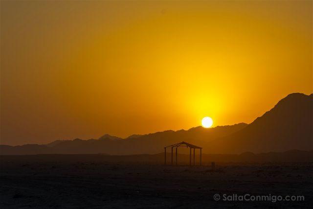 oman masirah masira desierto playa atardecer
