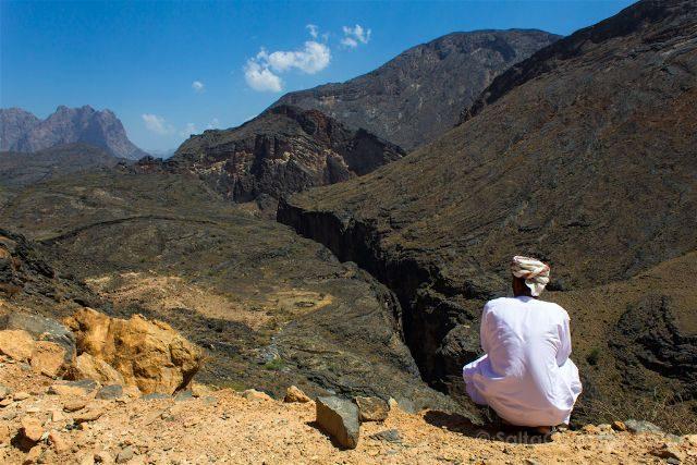 oman wadi ghul