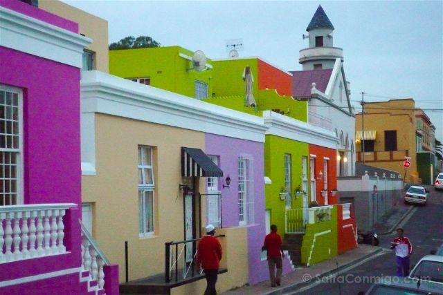 sudafrica ciudad del cabo cape town bo-kaap