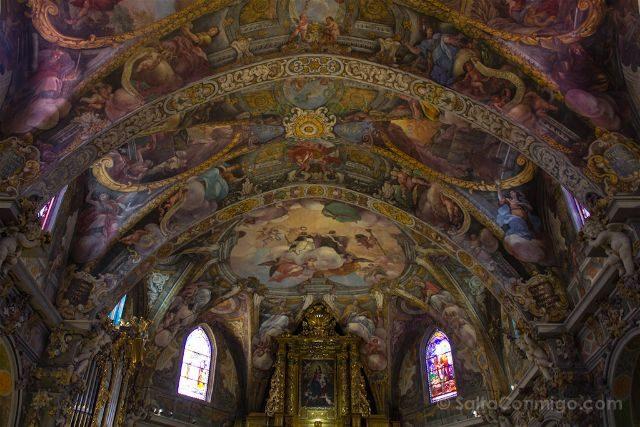 valencia parroquia san nicolas capilla sixtina valnciana frescos