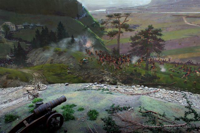 austria innsbruck tirol panomara panoramica cuadro detalle