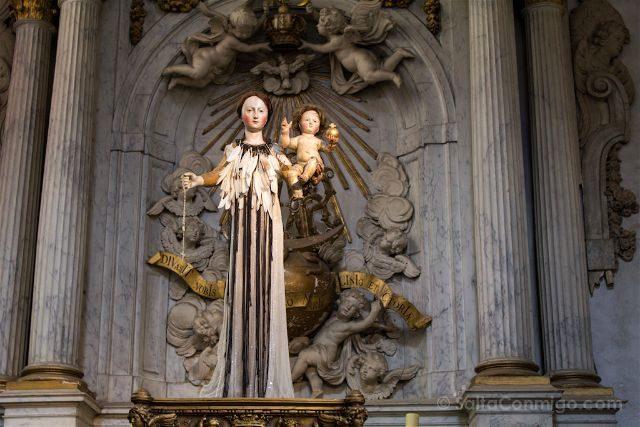 belgica flandes amberes iglesia san andres virgen ann demeulemeester