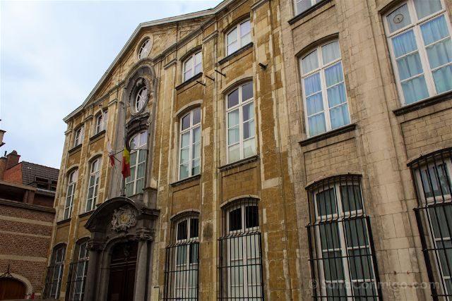 belgica flandes amberes museum plantin-moretus