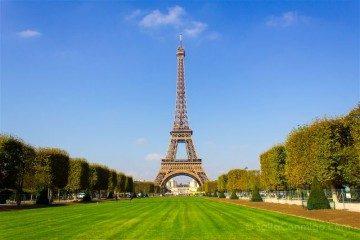 francia paris torre eiffel campo de marte