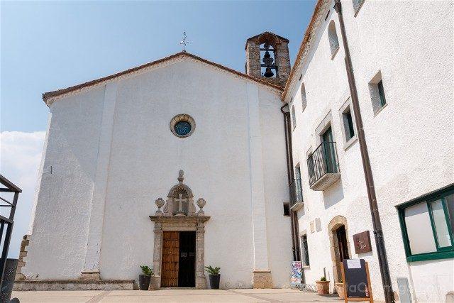 Girona Dali Santuari dels Angels