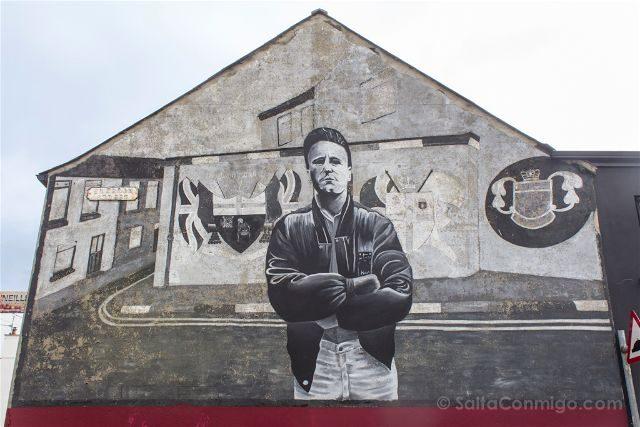 irlanda del norte derry londonderry murales bond st protestantes unionistas cecilmcknight