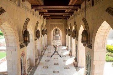 oman muscat mascate gran mezquita sultan qaboos salto