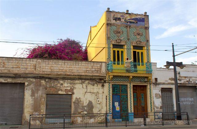 valencia cabanyal casa de losbueyes abandono