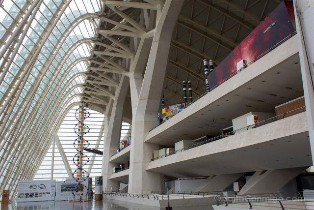valencia ciudad de las artes y las ciencias museo