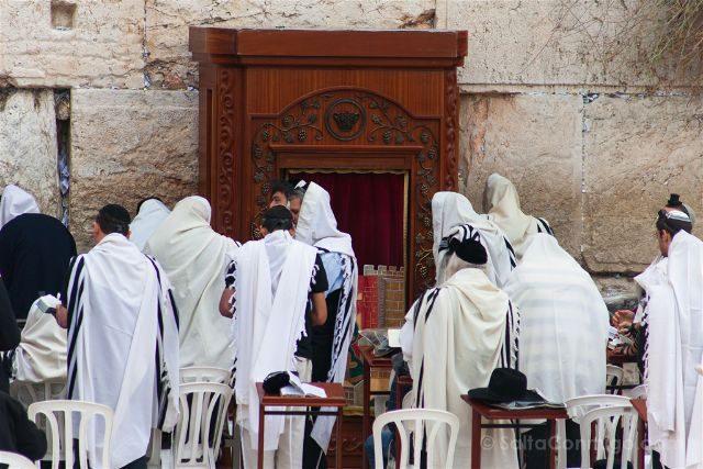 israel jerusalen muro lamentaciones rezos