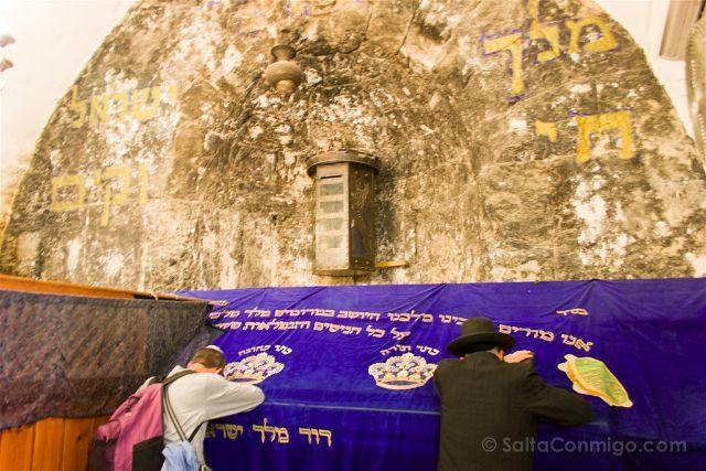 israel jerusalen tumba rey david