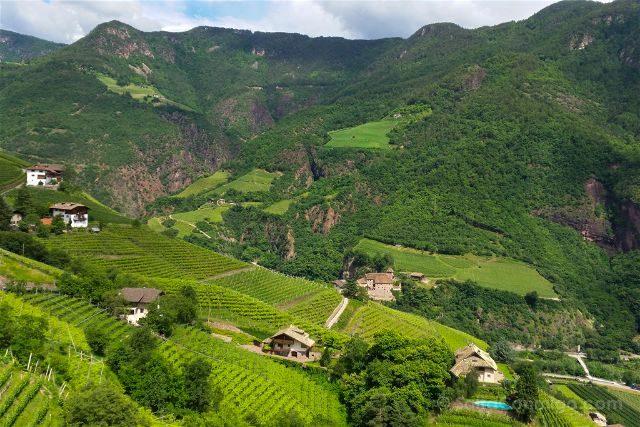 italia sudtirol alto adige san genesio jenesien teleferico montes