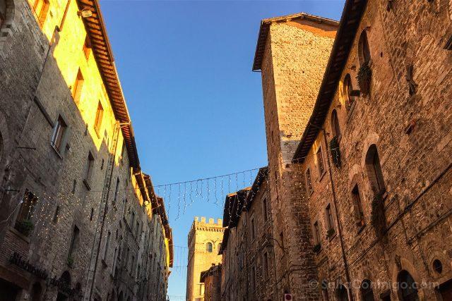 italia umbria gubbio via consoli