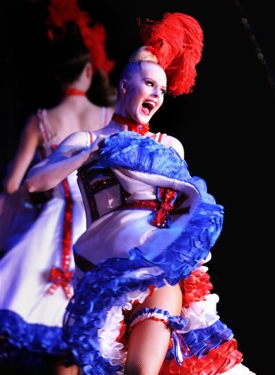 francia paris moulin rouge cancan sandie bertrand