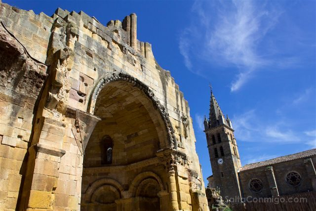 Francia Pays Catare Abadia Alet Ruinas