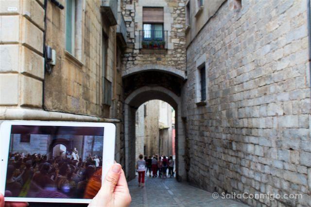 Girona Juego de Tronos Barri Vell Jaime Lannister