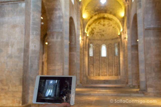 Girona Juego de Tronos Monasterio Sant Pere Galligats Biblioteca Antigua