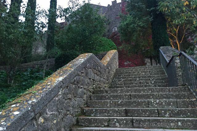 Girona Juego de Tronos Passeig Arqueologic