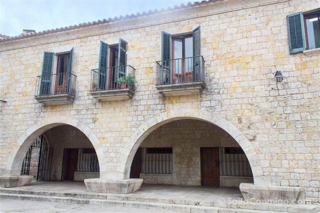 Girona Juego de Tronos Plaza Dels Jurats