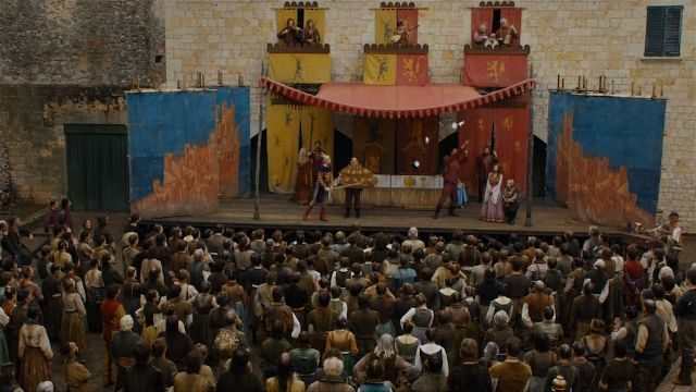 Girona Juego de Tronos Plaza Jurarts Teatro HBO