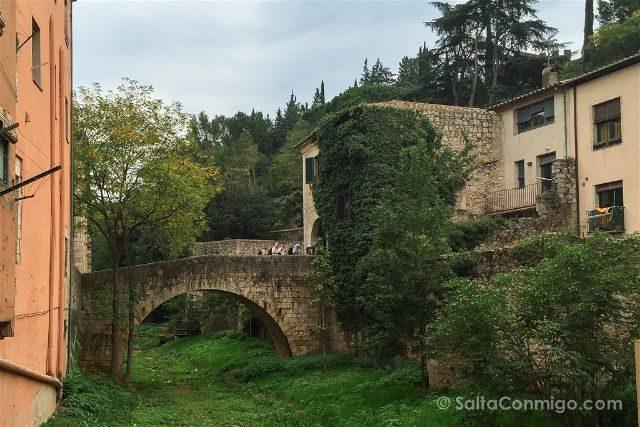 Girona Juego de Tronos Puente Galligants
