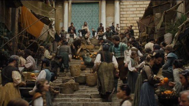 Girona Juego de Tronos Pujada Sant Domenec HBO
