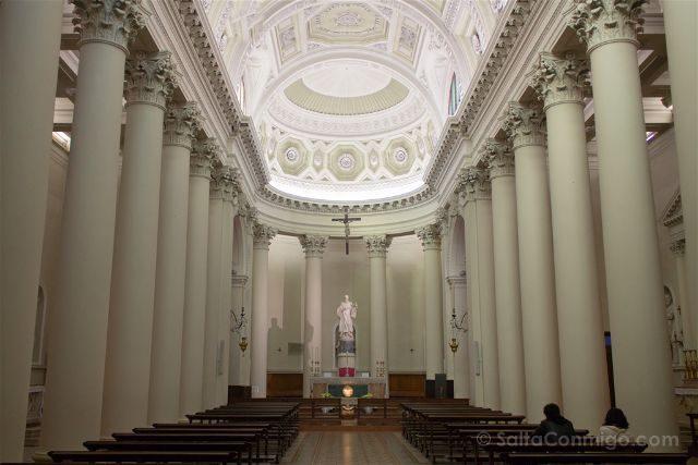 san marino basilica interior