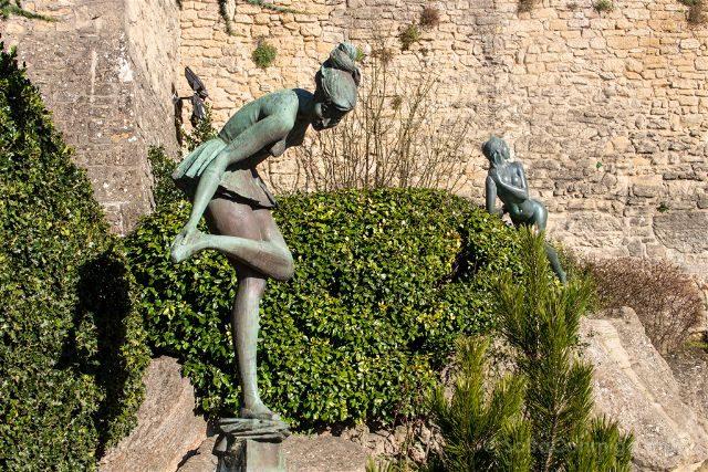 san marino estatuas