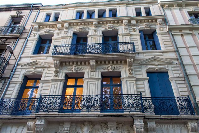Que ver en Narbona Calles