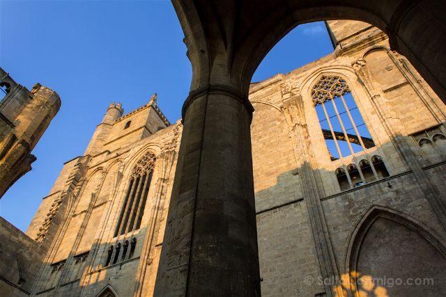 Que ver en Narbona Catedral Exterior