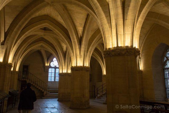 Francia Paris Monumentos Nacionales Conciergerie Visita