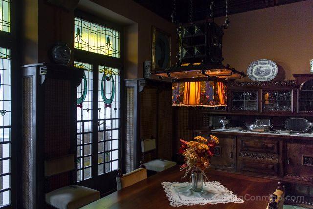 Girona Casa Maso Interior Salon