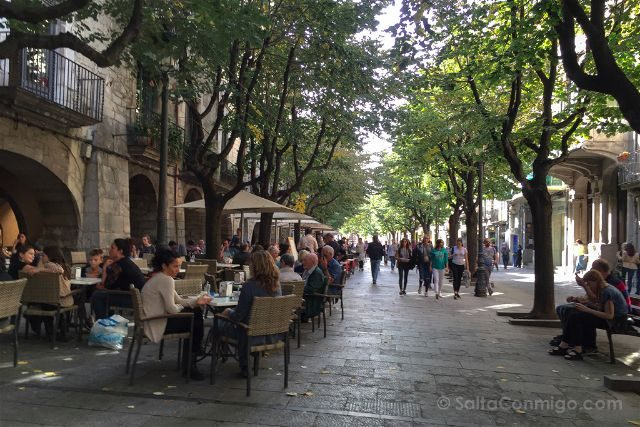 Girona Rambla