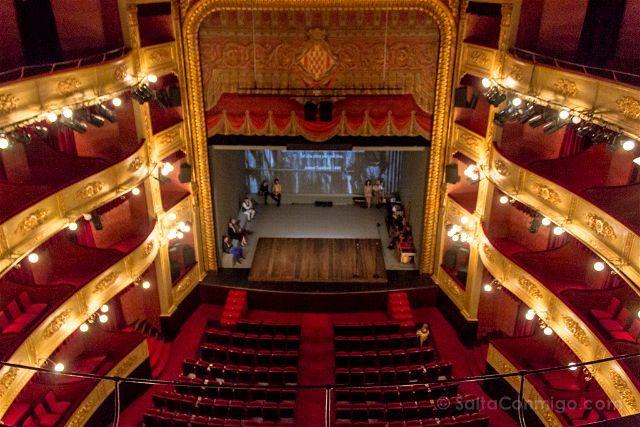Girona Teatro Municipal Gallinero