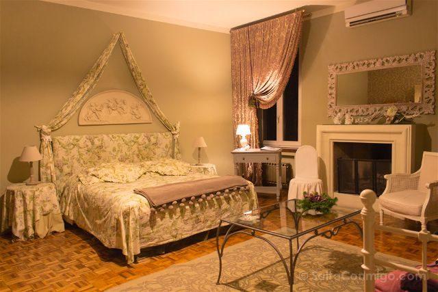 Italia Emilia Romagna Ravena Casa Masoli B&B Hotel Boutique Ravenna