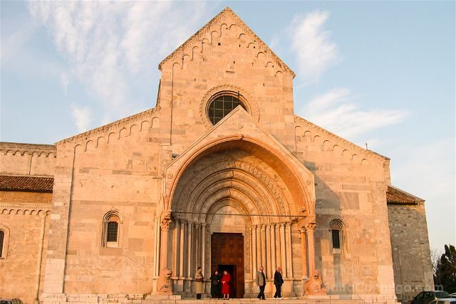 Italia Marcas Ancona Iglesia San Ciriaco