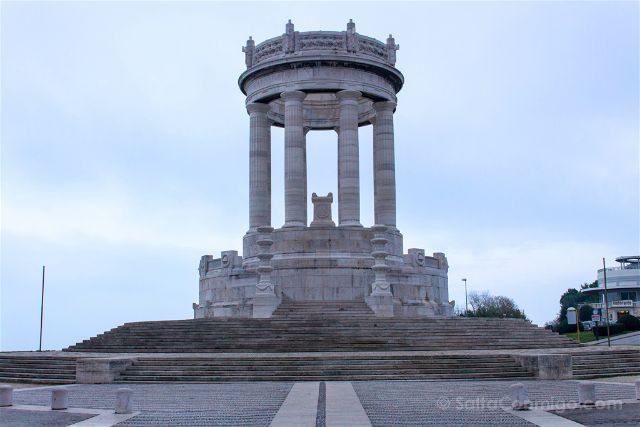 Italia Marcas Ancona Monumento Caduti