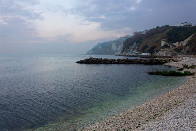 Italia Marcas Ancona Spiaggia Playa Passetto