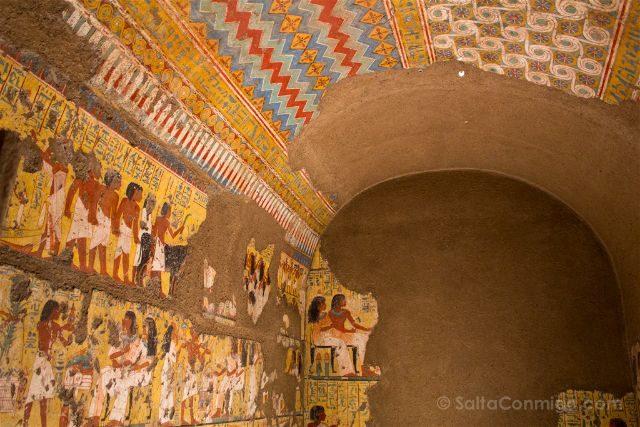 Italia Turin Museo Egipcio Tumba Maya