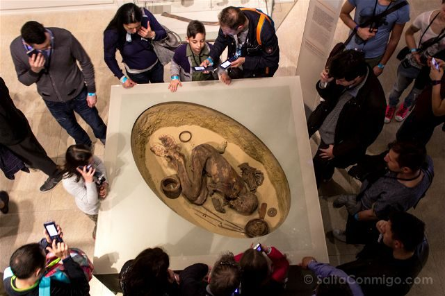 Italia Turin Museo Egipcio tumba